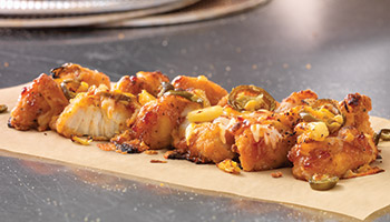 Specialty Chicken – Spicy Jalapeno - Pineapple