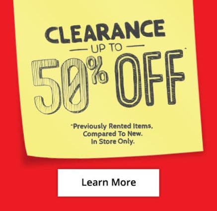August Clearance DLG